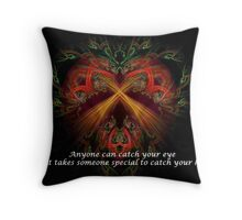 For Someone Special Throw Pillow