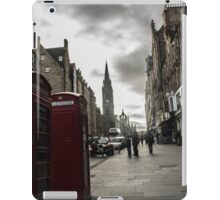The Royal Mile - Phone Booth iPad Case/Skin