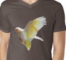 Cockatoo Mens V-Neck T-Shirt