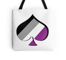 Spade of Aces Tote Bag