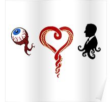I Love Lovecraft Poster