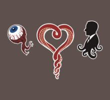 I Love Lovecraft by togin