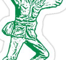 Army Guy Sticker