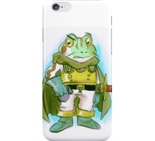 Frog - Chrono Trigger iPhone Case/Skin
