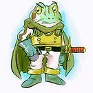 Frog - Chrono Trigger by SaradaBoru