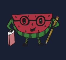 Watermelon geek Kids Clothes