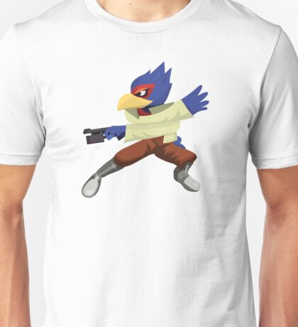 Falco - Super Smash Brothers Melee Nintendo Unisex T-Shirt