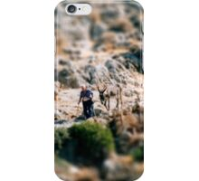Daily constitutional iPhone Case/Skin
