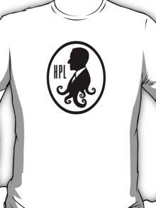 Howard Phillips Lovecraft silhouette T-Shirt