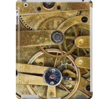 Pocket Watch Internal Detail iPad Case/Skin