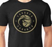 Dino Crest Gold Unisex T-Shirt
