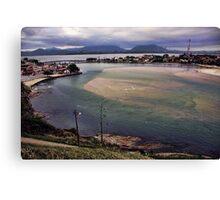 Saquarema City, winter - Beach - Brazil Canvas Print