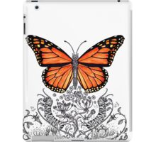 Monarch iPad Case/Skin