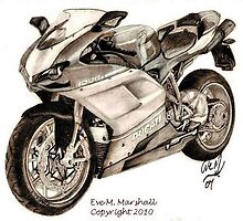 Ducati by emarshall