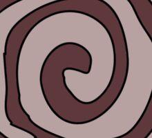 The Spiral Sticker