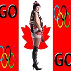 Go! Canada GO! by Darren Henry