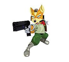 Nintendo Fox McCloud StarFox Melee Design Photographic Print