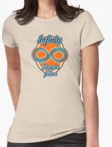 Infinity - Tentacles are forever Womens Fitted T-Shirt