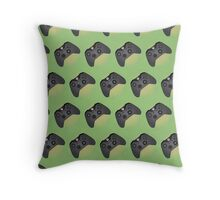 Awash in XBoxOne Throw Pillow