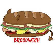 The Broodwich Photographic Print
