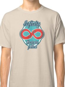 Infinity - Tentacles are forever Classic T-Shirt