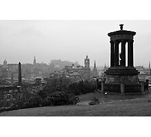 Auld Reekie Photographic Print