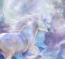 Unicorn Soulmates by Carol  Cavalaris