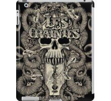 Les Craintes iPad Case/Skin