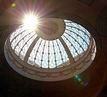 Berrington Hall Skydome Flare by John Dalkin