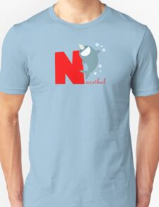 n for narwhal T-Shirt
