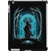 Speak Friend and Enter  - Gandalf iPad Case/Skin