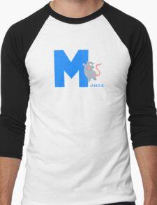 m for mouse Men's Baseball ¾ T-Shirt