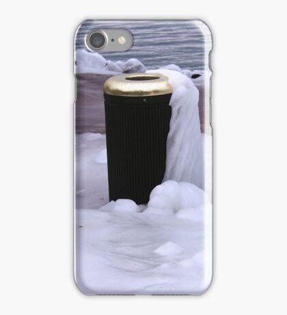Frozen Bin  iPhone Case/Skin