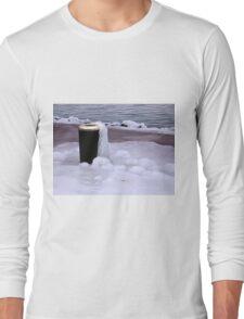 Frozen Bin  Long Sleeve T-Shirt