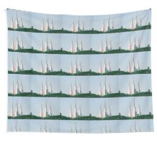 Church Steeples     ^ Wall Tapestry
