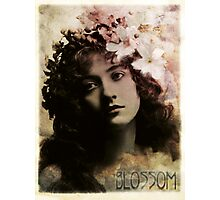 Blossom - Experiment 2 Photographic Print
