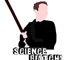 Leo Fitz - Science, biatch! by LaAngol