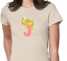 j for jaguar Womens Fitted T-Shirt