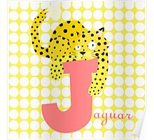 j for jaguar Poster