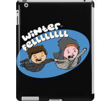 Winterfellll iPad Case/Skin