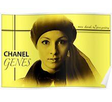 miss duval by:glenn goulding copyright Poster