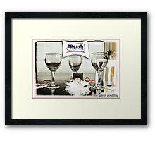 by:glenn goulding copyright Framed Print