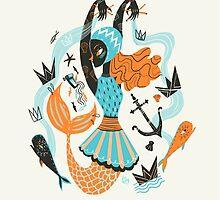 Go Fish by Karl James Mountford