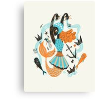 Go Fish Canvas Print