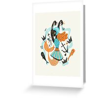 Go Fish Greeting Card