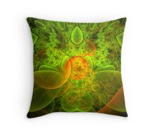 Impression of Spring Throw Pillow
