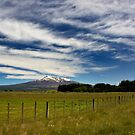 Mount Ruapehu by Luke and Katie Thurlby