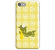i for iguana iPhone Case/Skin
