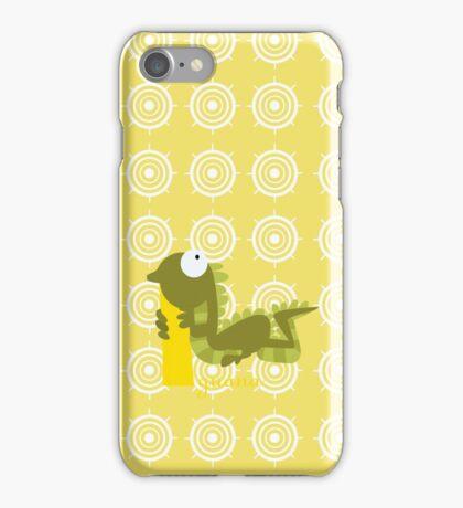 i for iguana iPhone Case/Skin
