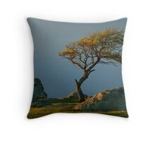 Dog Rocks, Batesford Victoria Throw Pillow